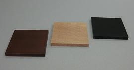 木製100角10