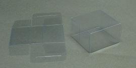 透明ボックス 70角45