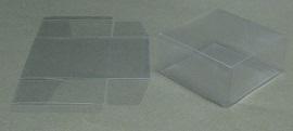 透明ボックス 100