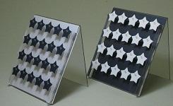 ピアス台紙スター用スタンド 4段